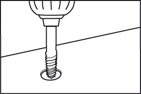 Beschadigde schroef verwijderen - schroefverwijderset - stap 1