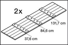 Stap 2 steigerhouten kast maken