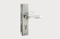 deurbeslag - Veiligheidsbeslag achterdeur