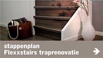 Traprenovatie met Flexxstairs