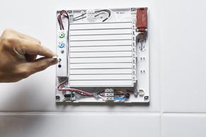 Hoogte Afzuiging Badkamer : Badkamerventilator installeren u stappenplan gamma