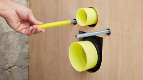 Achterwand Hangend Toilet : Hangtoilet plaatsen stappenplan gamma