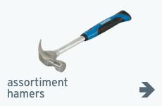 assortiment hamers