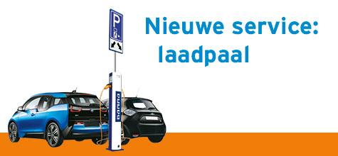 Nieuwe service bij GAMMA Heerlen: Laadpaal