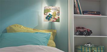 Verlichting per ruimte - Kinderkamer