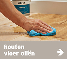link - verf - stappenplan houten vloer oliën