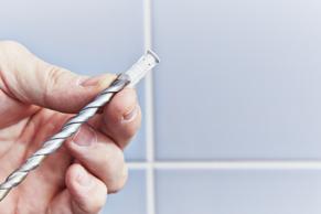 Boren In Tegels : Gat boren in tegelwand volg dit stappenplan gamma