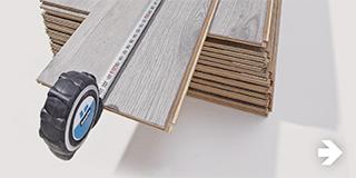 Vloeren - Vloercalculator