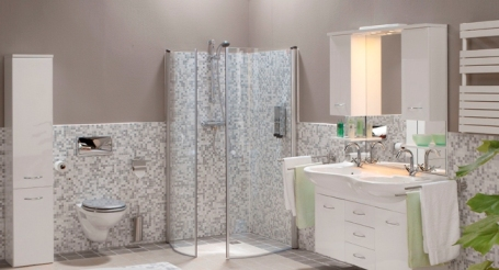 Badkamer Wasbak Opbouw : Elektra in de badkamer gamma