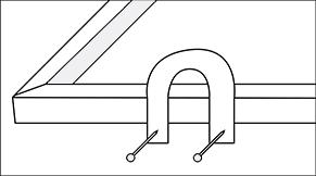 Stap 6 - Dienblad maken - Handvaten bevestigen